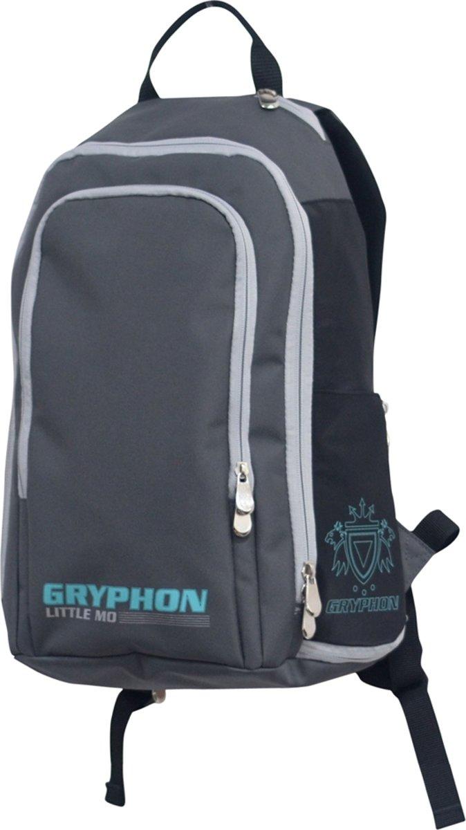 Gryphon Gryphon Little Mo Grey Sticktas Unisex - Grey kopen