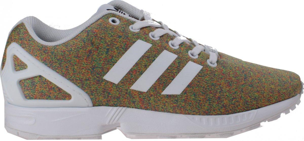 | Adidas Zx Flux Sneakers Dames Bruin Maat 46 23