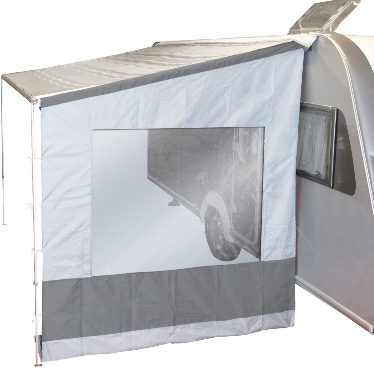 460x240 cm Travel Caravan Awning Bo-Camp