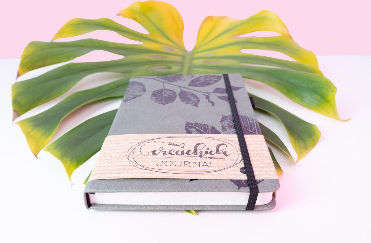CreaChick Bullet Journal