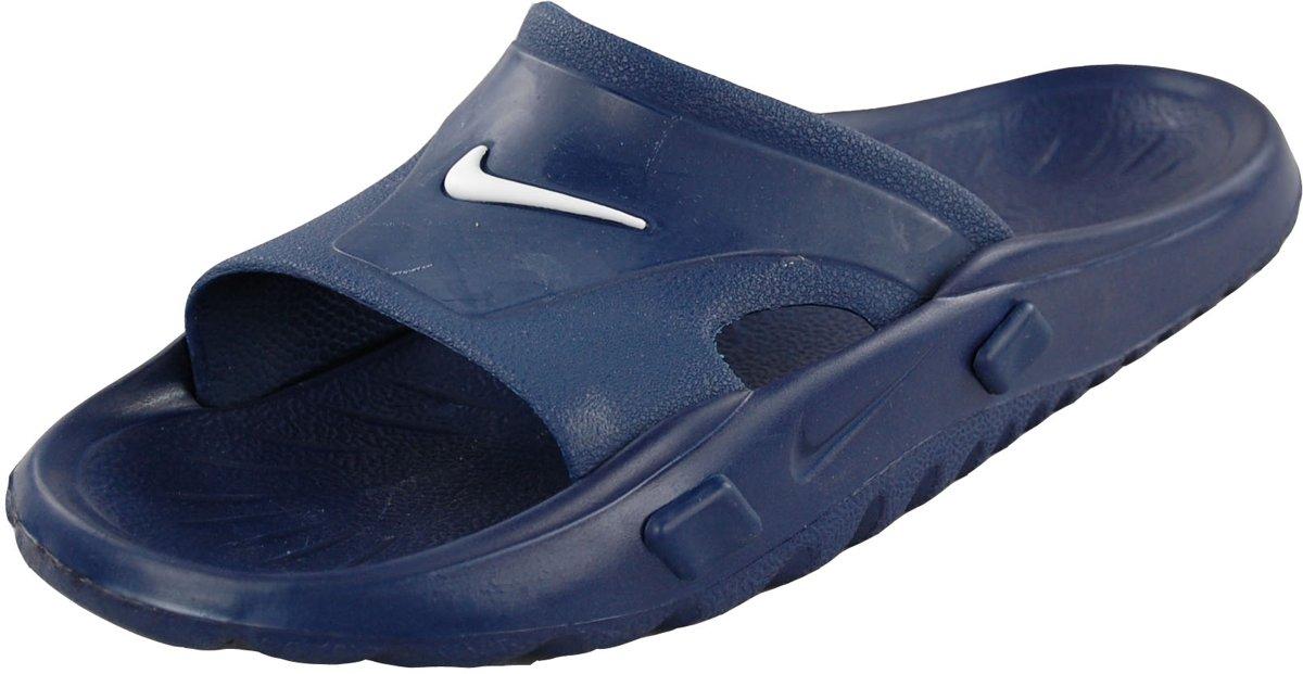 7d02284bd6f bol.com | Nike Getasandal - Slippers - Heren - Maat 48.5 - Blauw