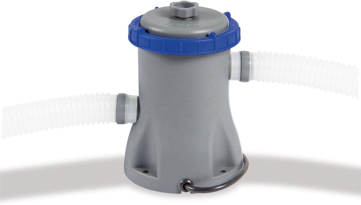 Bestway - Flowclear 1,2 M³ per uu filterpomp voor zwembaden 244/300/305/366 - Zwembadpomp - Filterpomp
