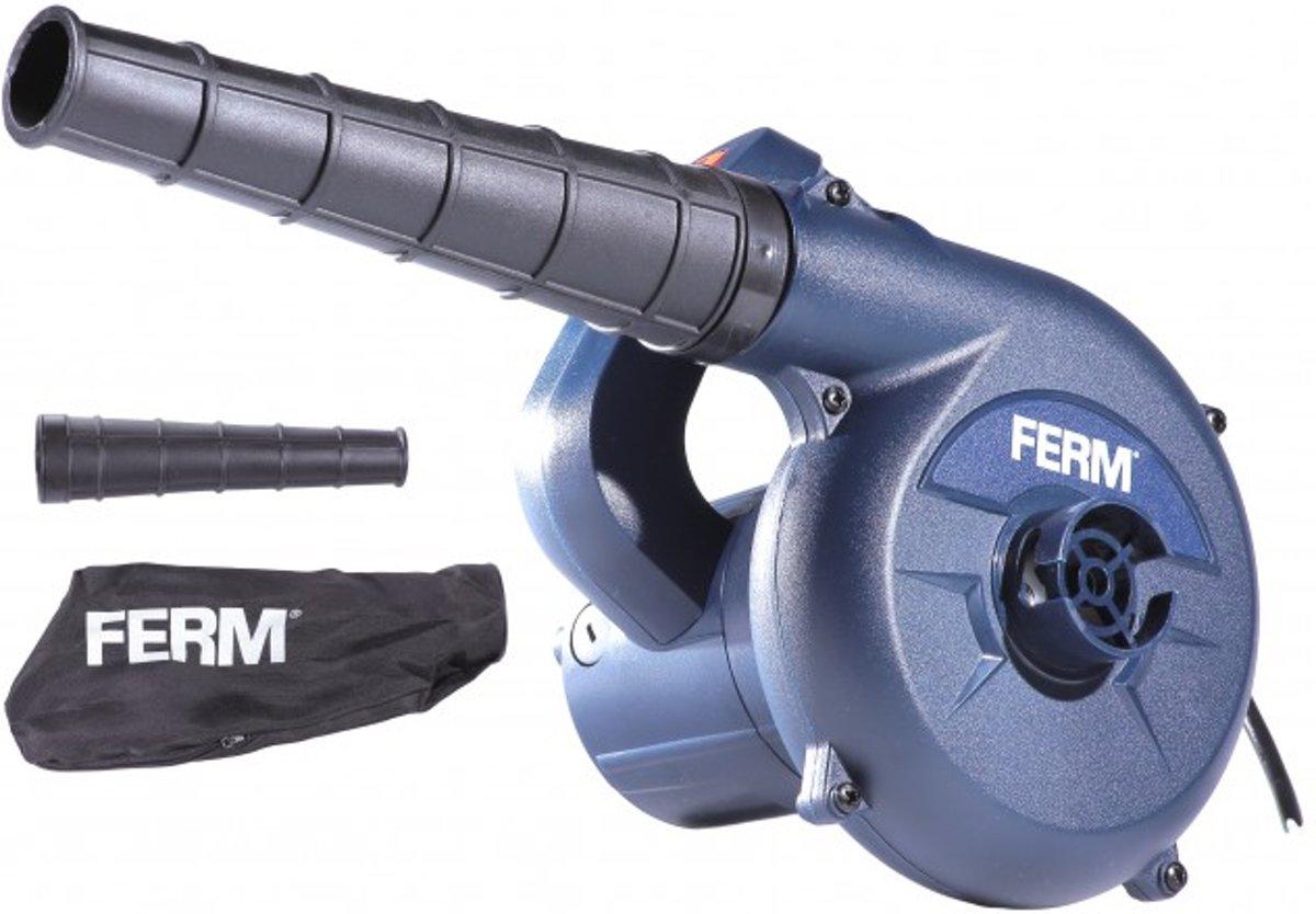 FERM EBM1003 Elektrische luchtblazer- 400W- Afneembare luchtpijp- 3m lange kabel
