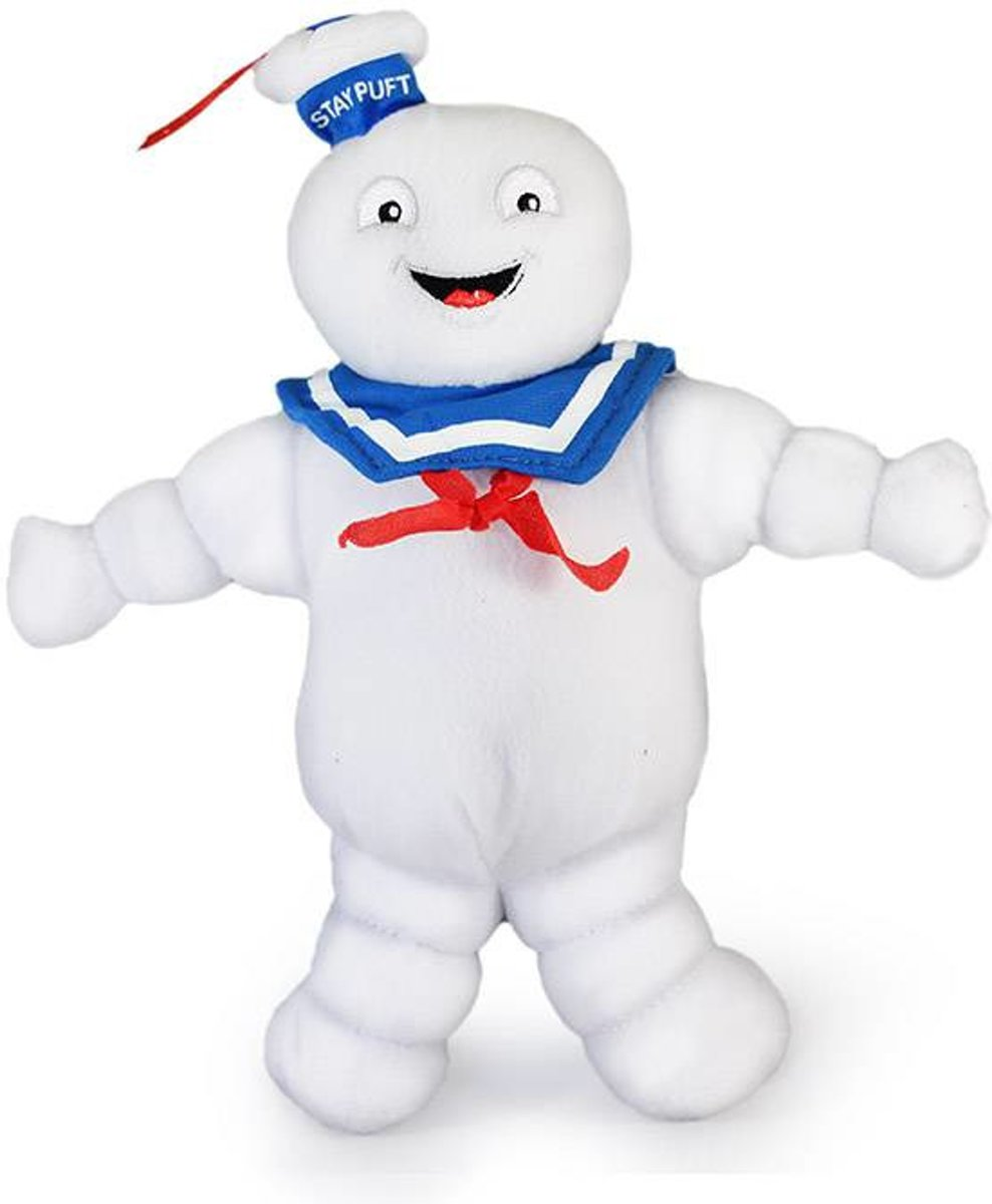 Ghostbusters Stay Puft Marshmallow Man Knuffel