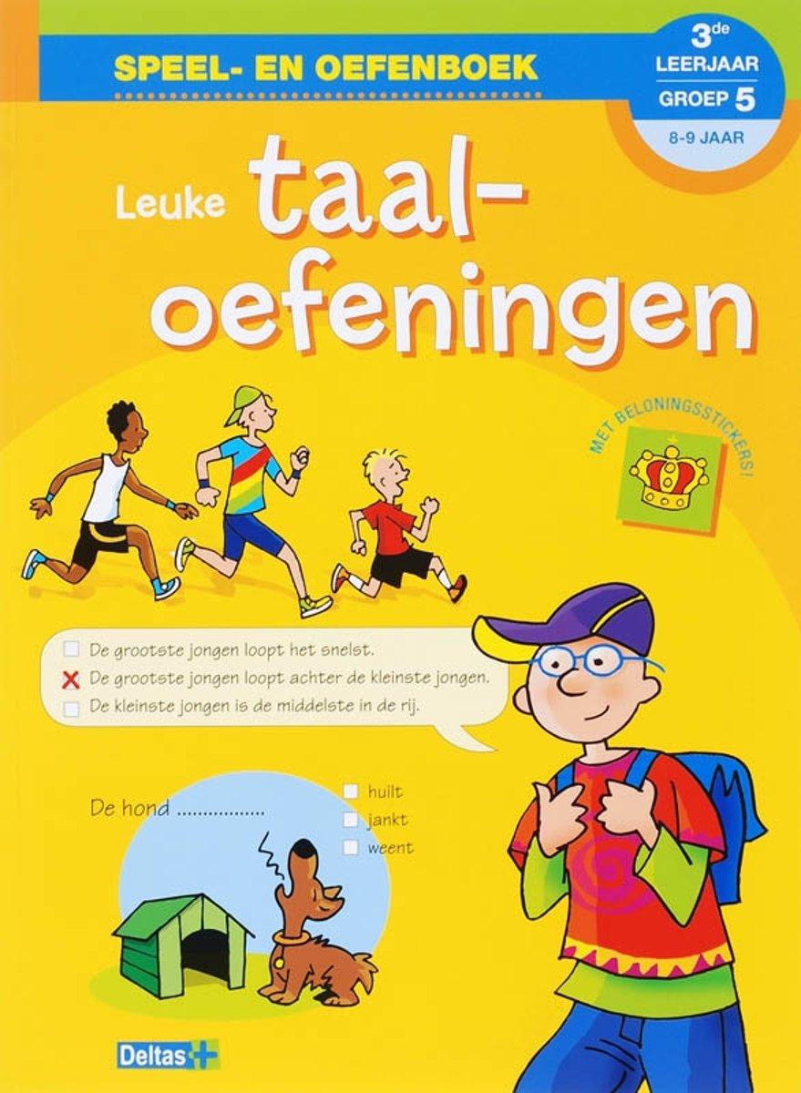 Super bol.com   Speel- en oefenboek 8-9 jaar groep 5, Onbekend GZ-12