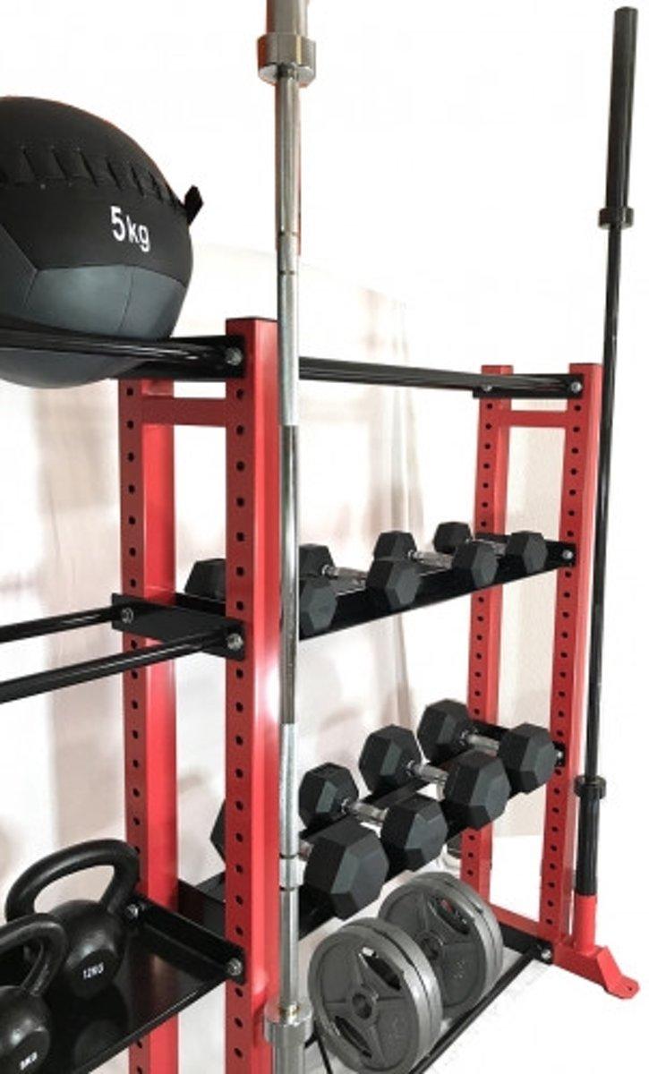 bol com rawfitness multifunctionele fitness opbergsysteemFitness Opbergsystemen #3
