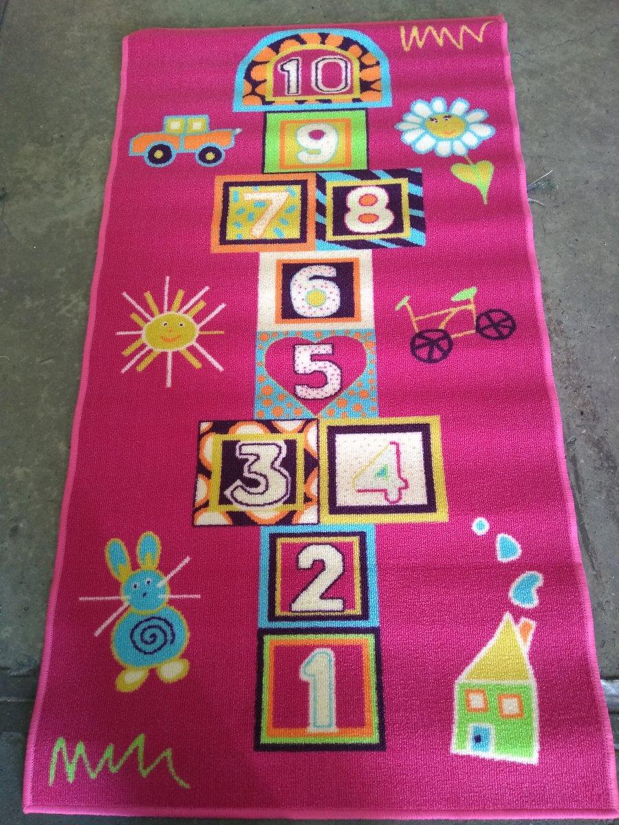 speelkleed hiphop 80 x 150 cm