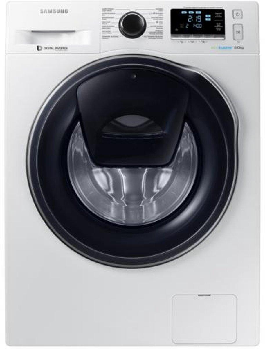 Samsung WW81K6404QW - Ecobubble - Wasmachine