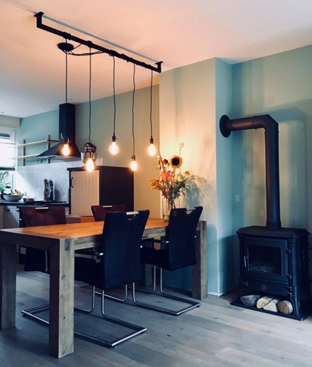 Industriele Keuken Lamp : Bol industriële keukenlamp loftdeur lightbar cm incl
