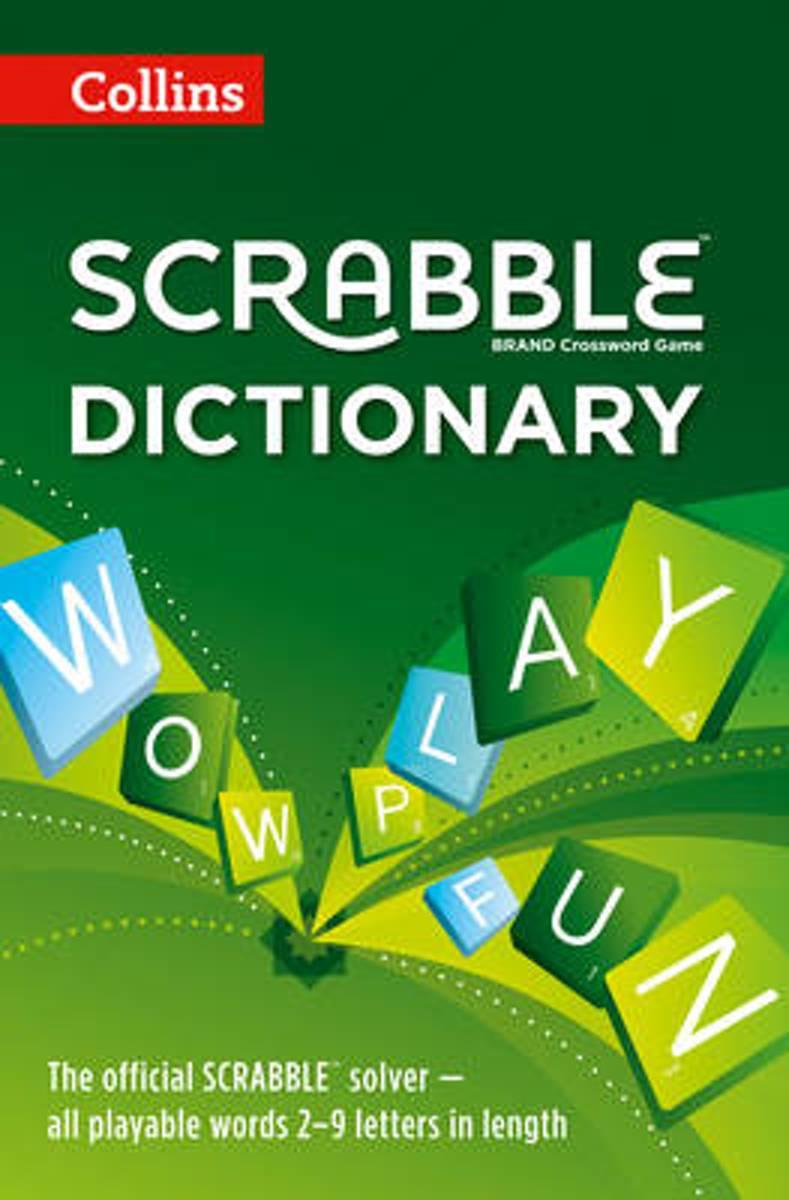Bol Collins Scrabble Dictionary Collins Dictionaries