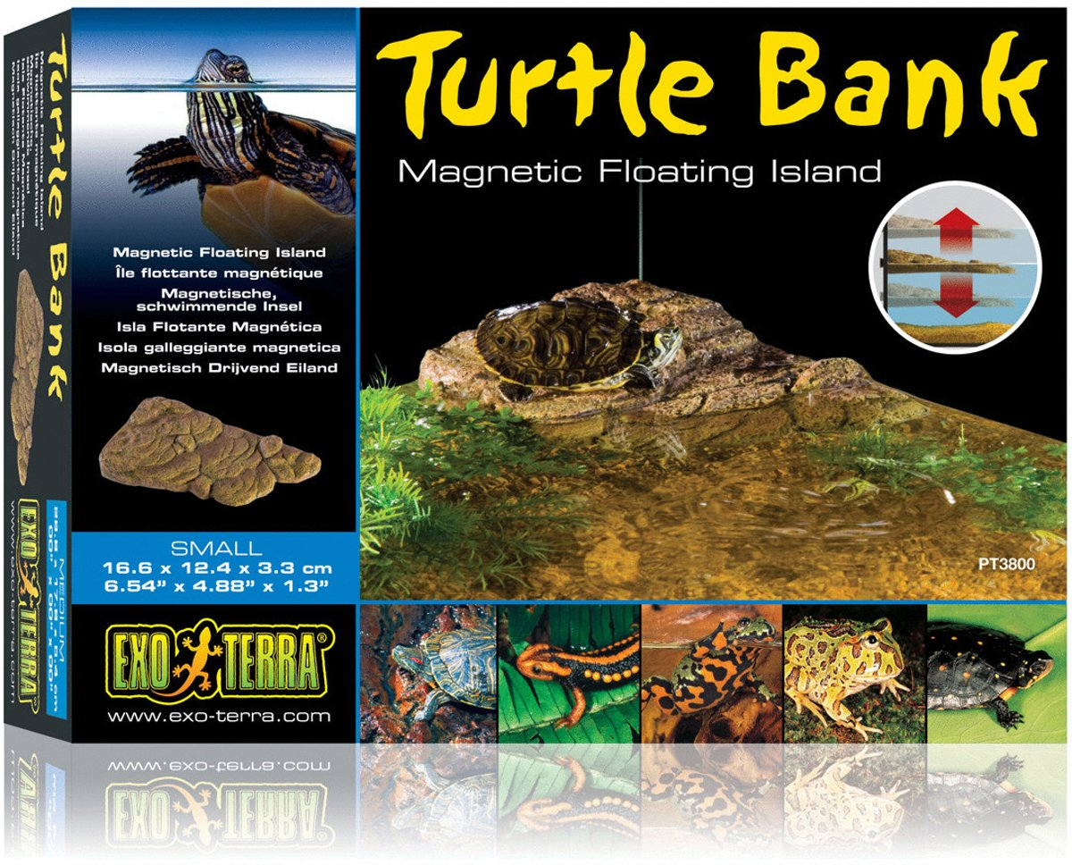 Exo Terra Turtle Bank - 16.6 x 12.4 x 3.3 cm