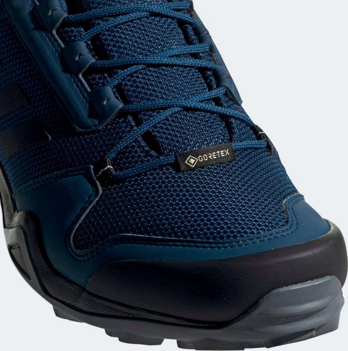 adidas Terrex AX3 GTX wandelschoenen heren blauwzwart