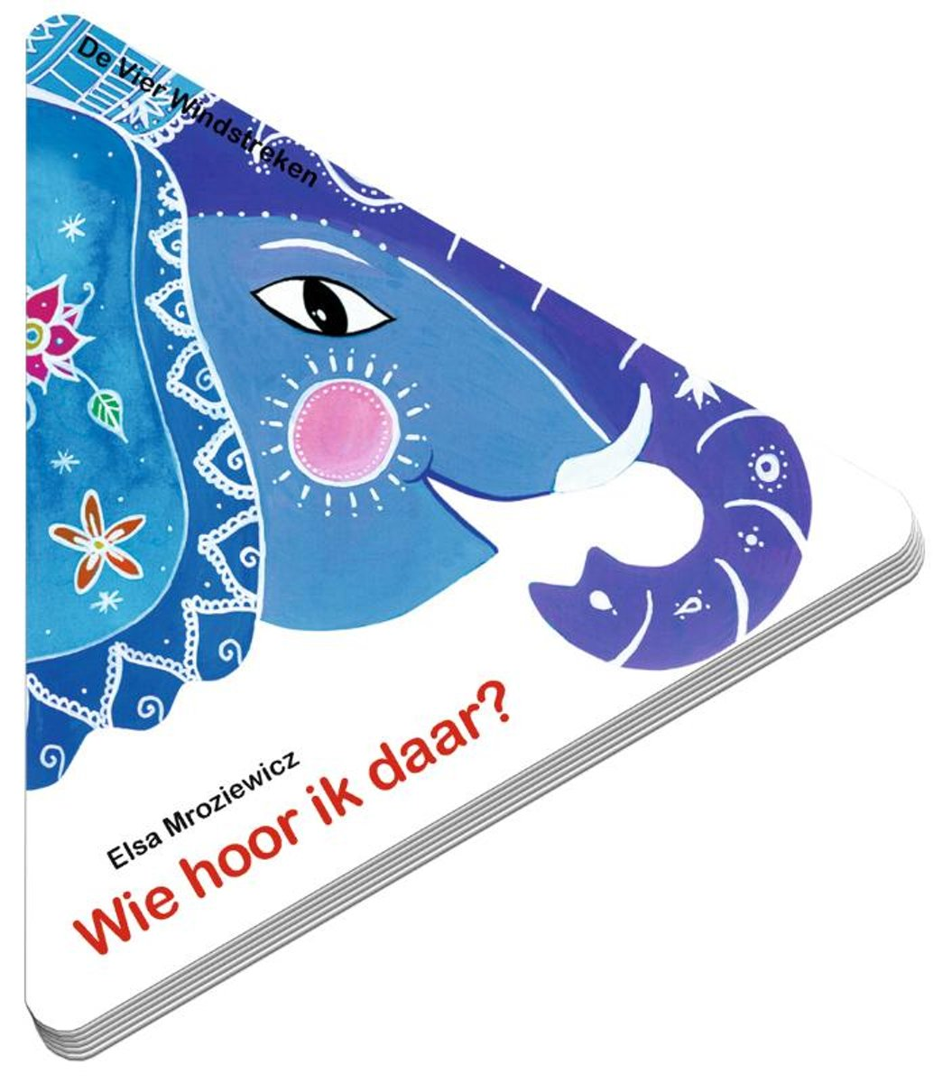 bol.com | Wie hoor ik daar?, Elsa Mroziewicz | 9789051167825 | Boeken