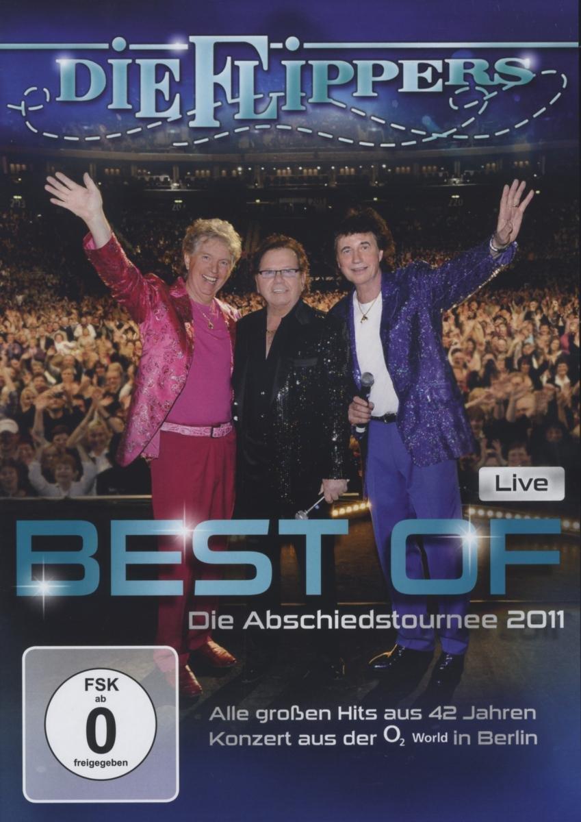 die flippers 40 jaar bol.| Best Of Live (Dvd) | Dvd's die flippers 40 jaar