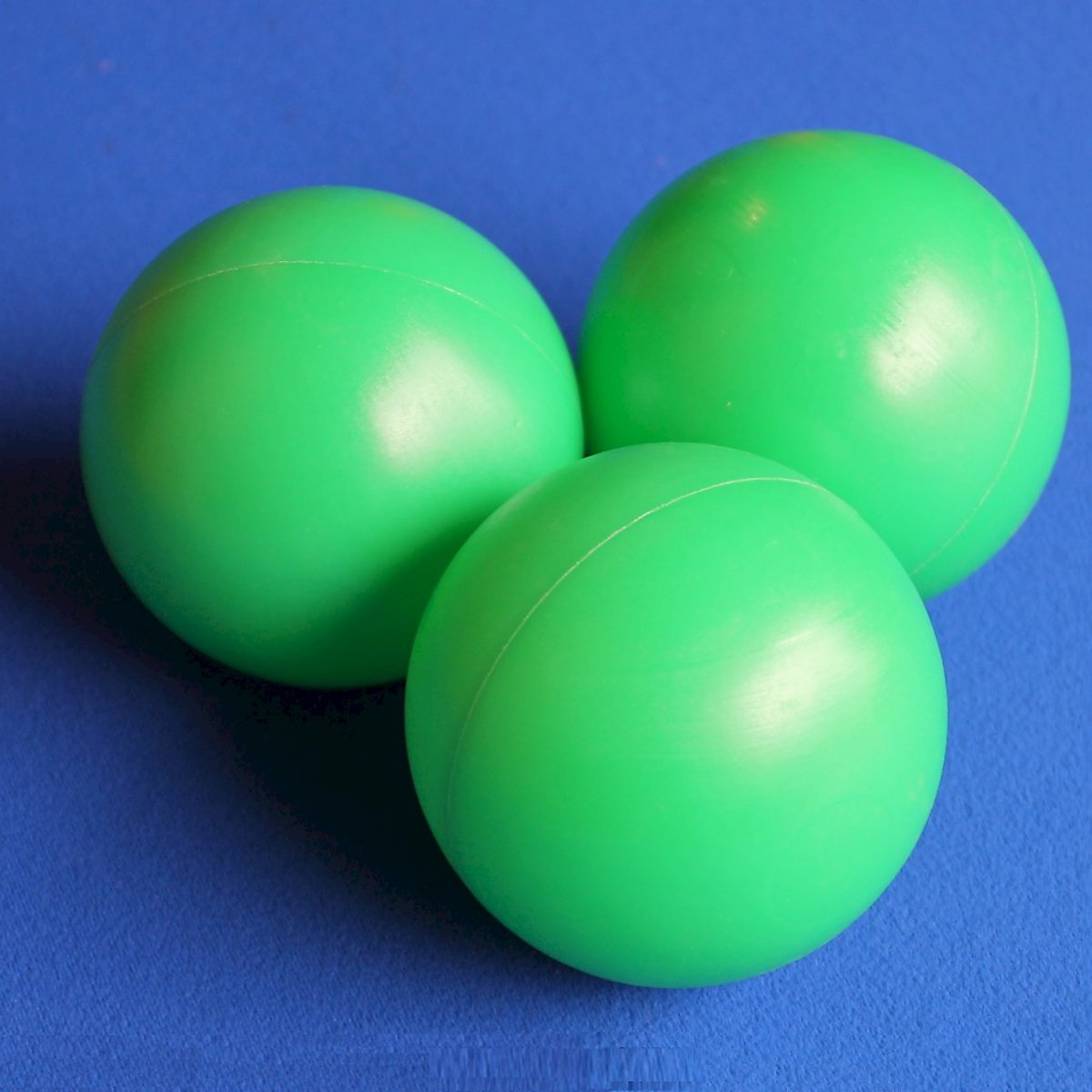 Ballenbakballen 70mm Groen - 1000 stuks