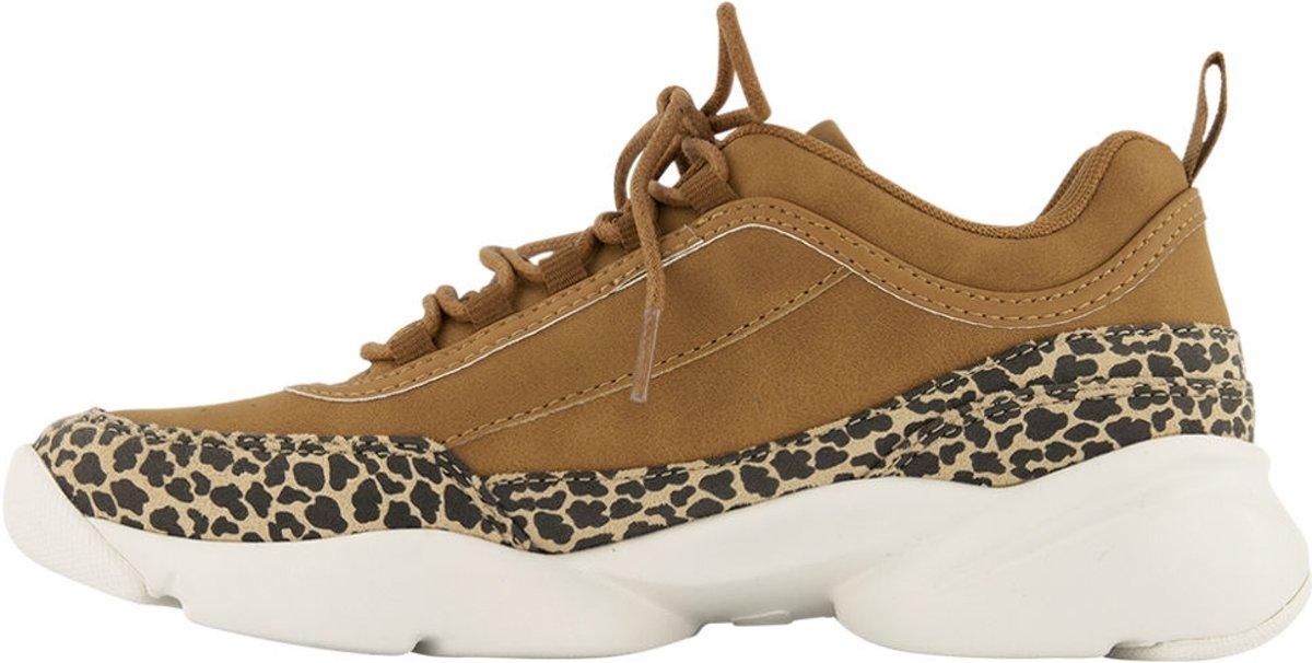 8e2cb7a1c0f bol.com | Fila Dames Bruine sneaker leopard - Maat 41