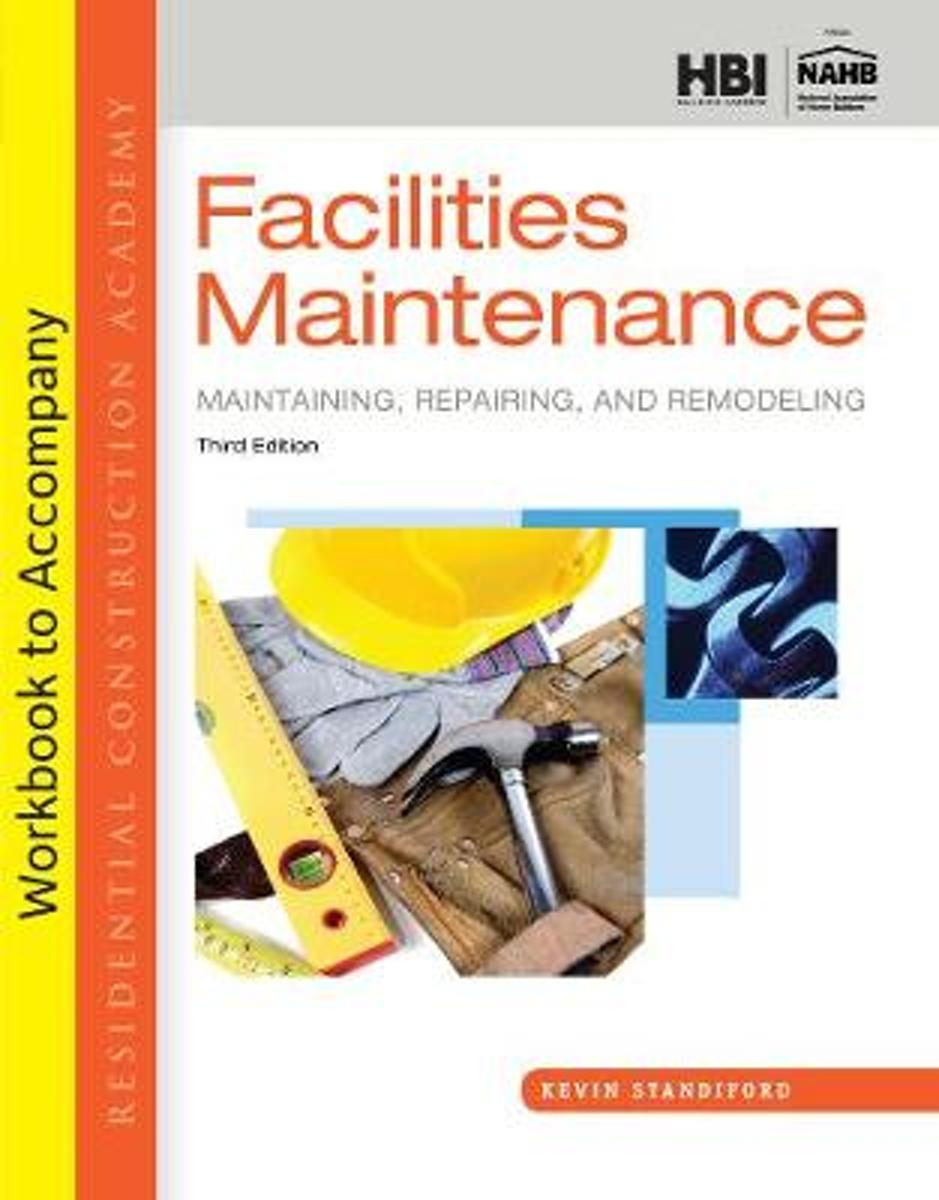 bol.com | Student Workbook for Standiford's Residential Construction Academy:  Facilities.