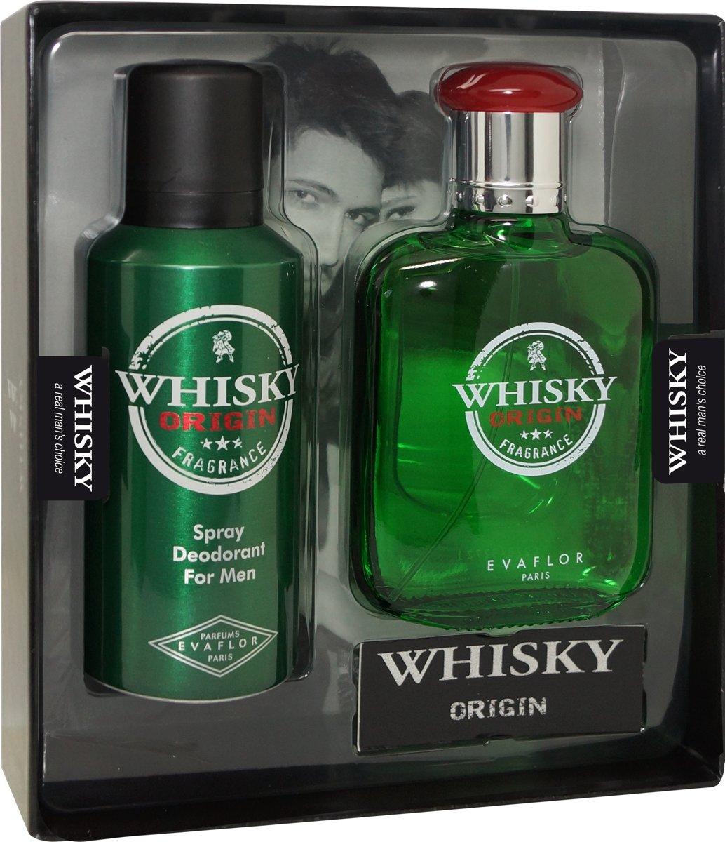 | TIJDELIJK UITVERKOCHT, Whisky Origin giftset met