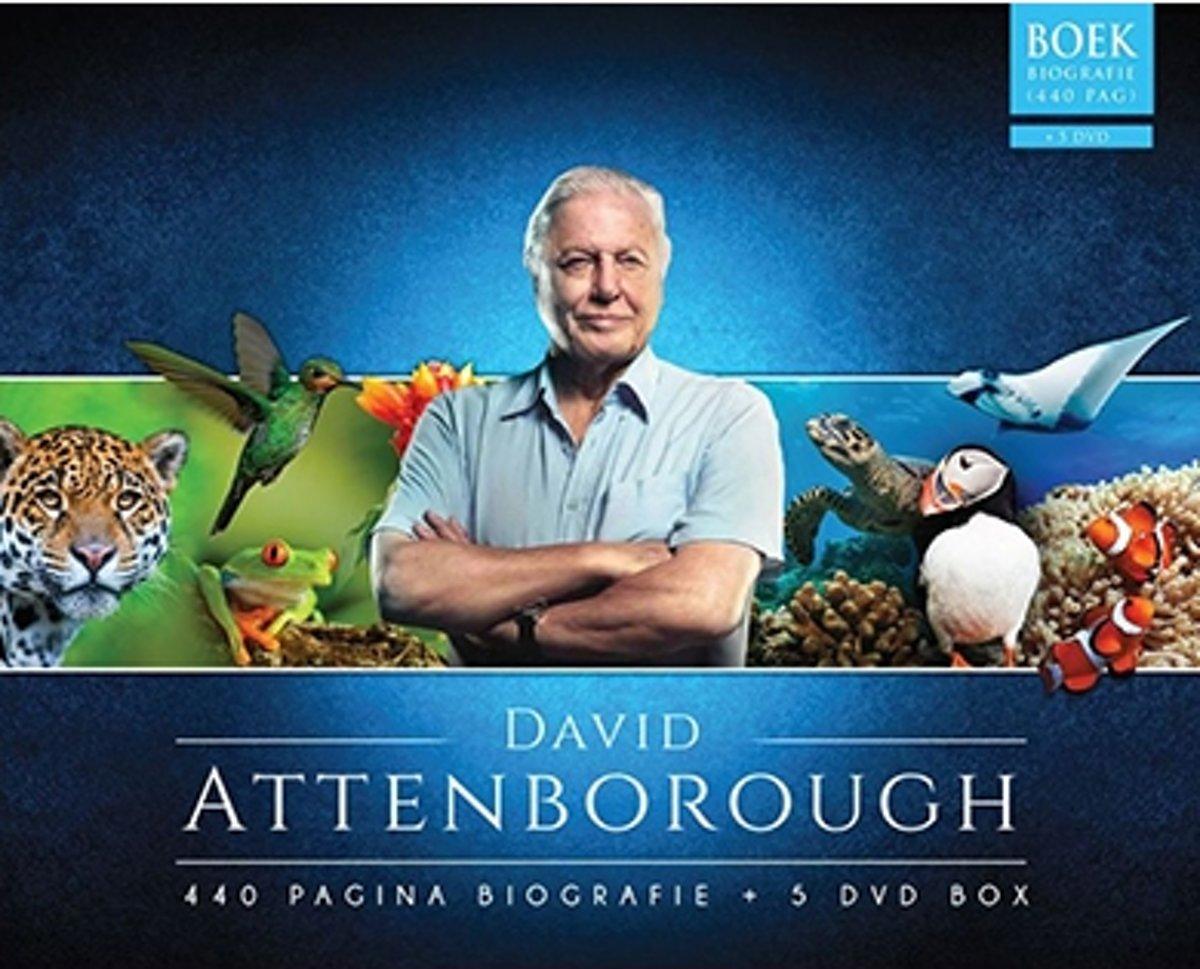 David Attenborough Box kopen