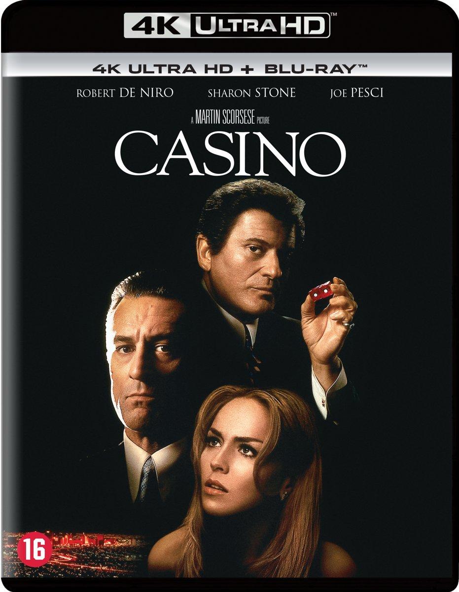 Casino (4K Ultra HD Blu-ray)-