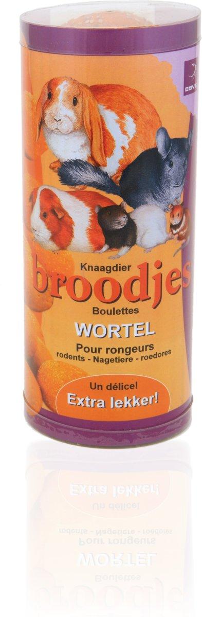 Knaagdierbroodjes Wo-Bo s
