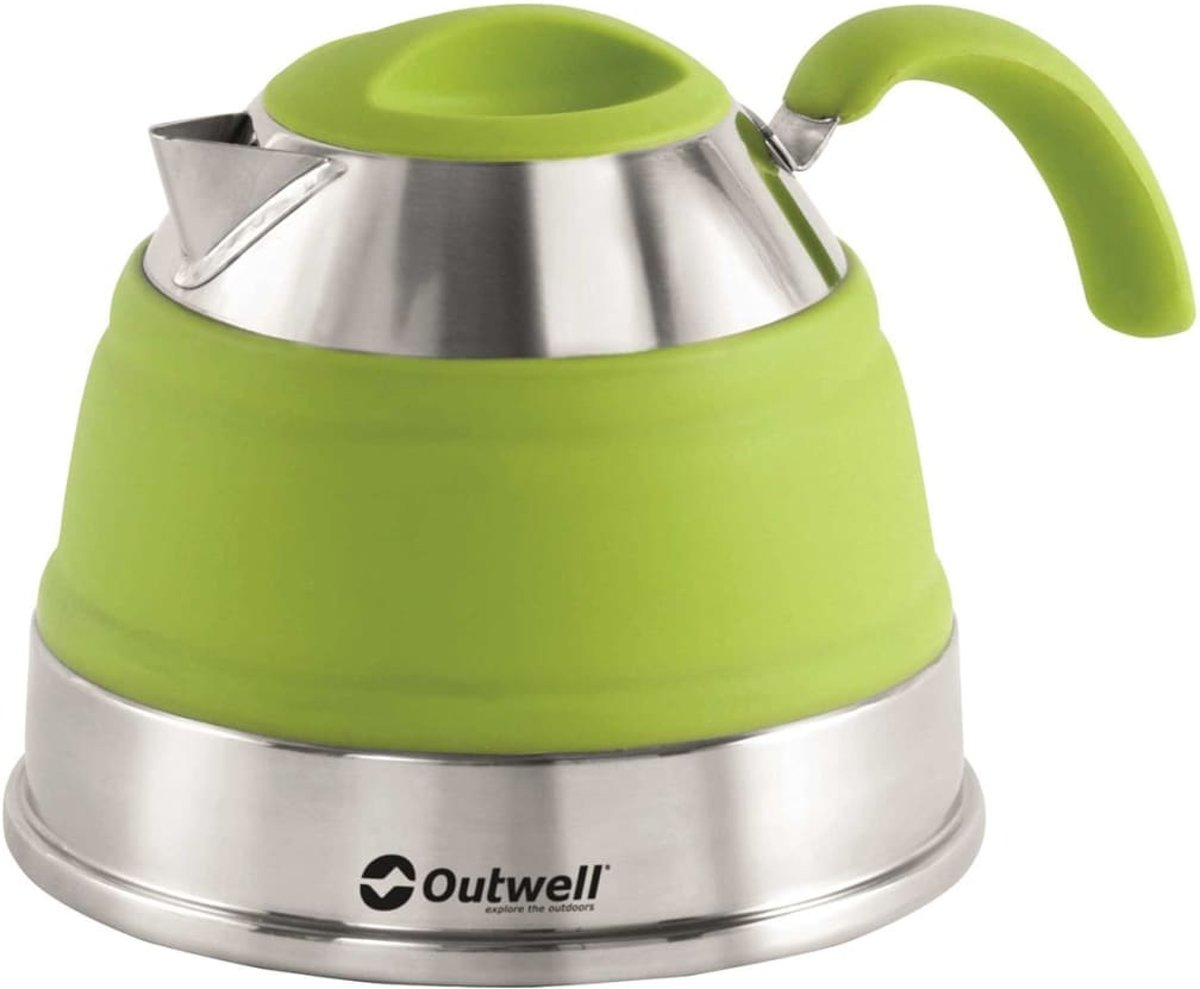 Outwell Collaps Kettle 1,5 L Green kopen