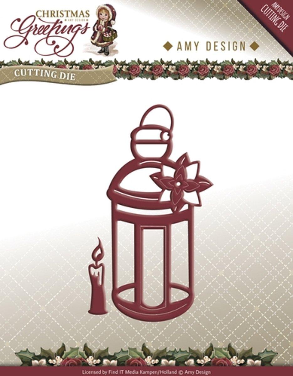 Die - Amy Design - Christmas Greetings - Lantern kopen
