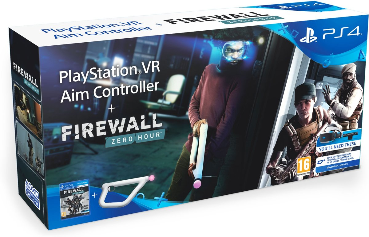 PlayStation® VR Richtcontroller + Firewall Zero Hour VR PS4 kopen
