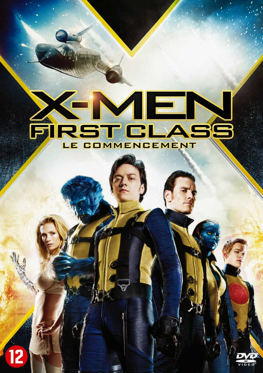 X-Men: First Class | DVD kopen