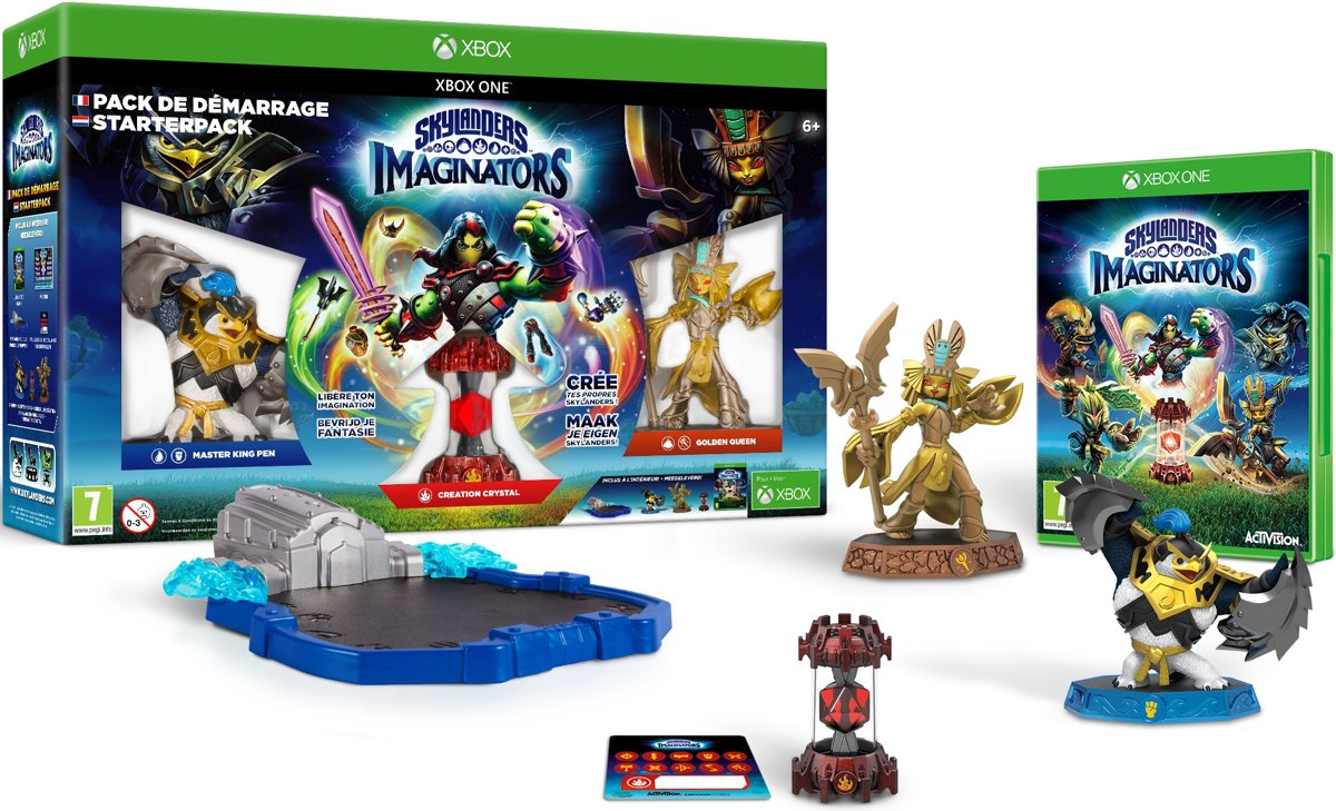 Skylanders Imaginators: Starter Pack Xbox One