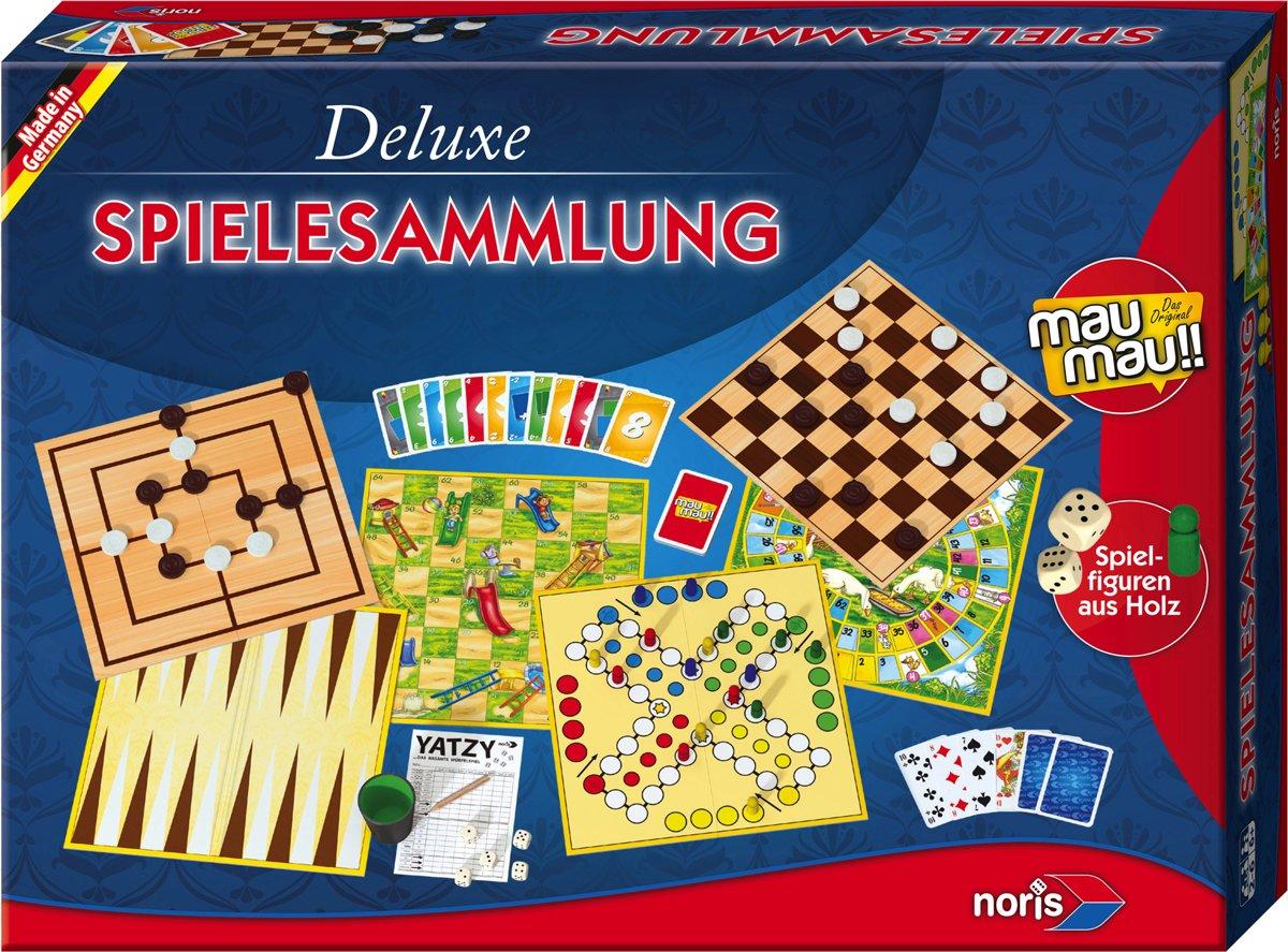 Spielesammlung Deluxe