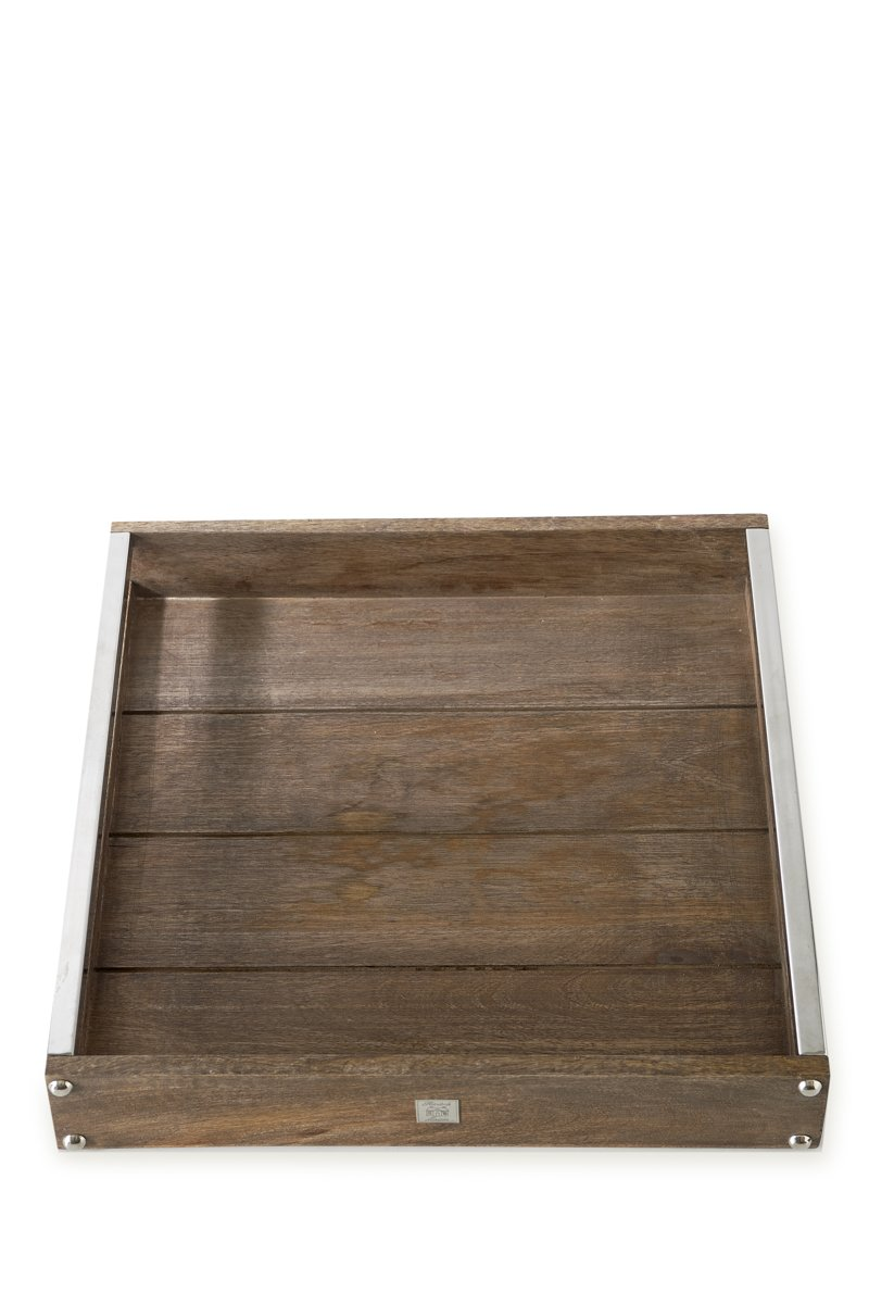 Riviera Maison - Pulcino Tray - 36x36 - Dienblad - Hout