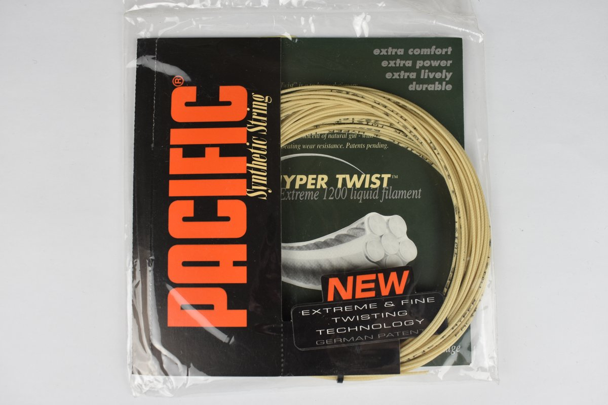Pacific Hyper Twist 1,28mm 12,2m Tennis Extreme 1200 Liquid Filament kopen