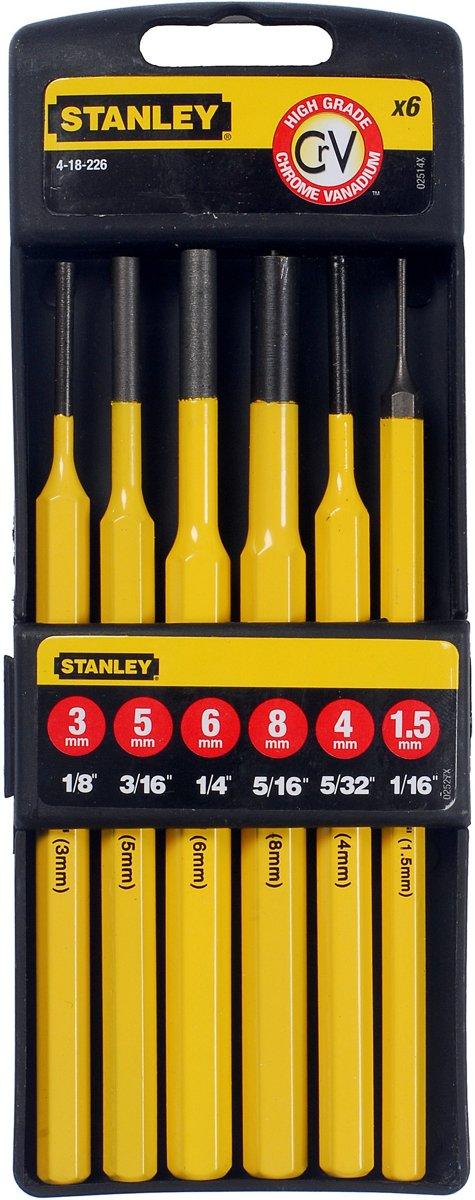 Stanley Centerpunt en Drevel Set 6Dlg. 4-18-226 kopen