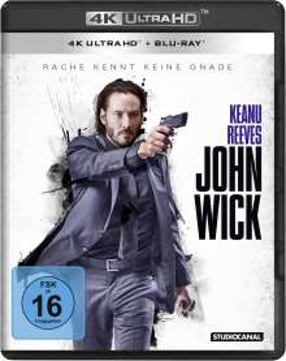 John Wick (Ultra HD Blu-ray & Blu-ray)-