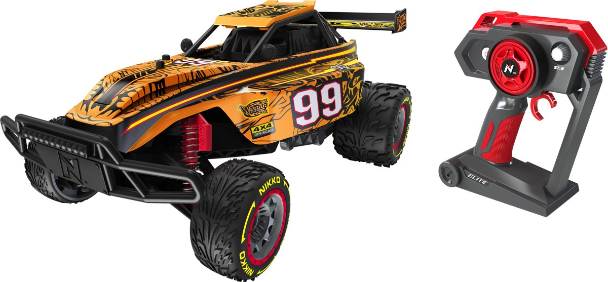 Nikko Elite Line Dune Buggy 1:14 - Bestuurbare auto