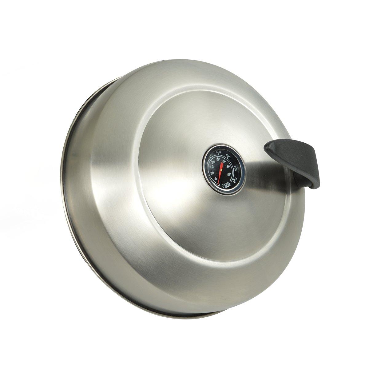 BarbeQool/Grillerette Deluxe Deksel  met Thermometer kopen