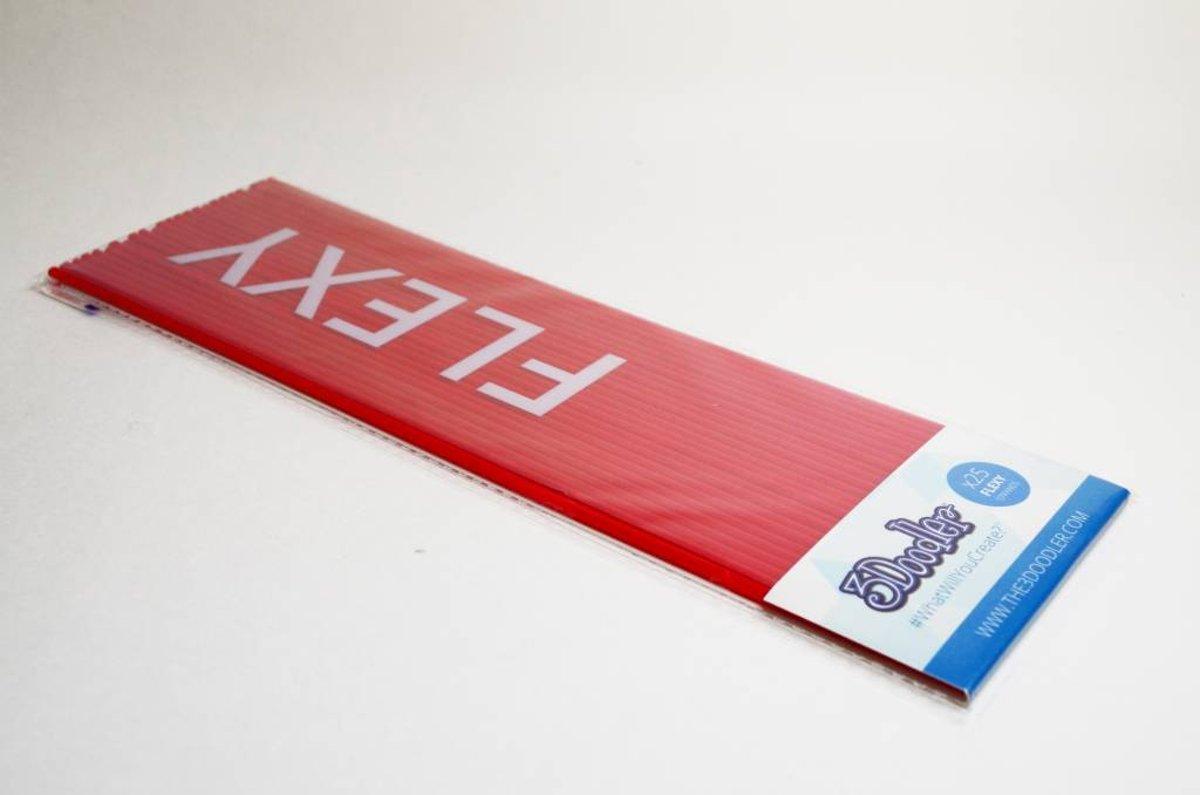 3Doodler Flexy Red Pack