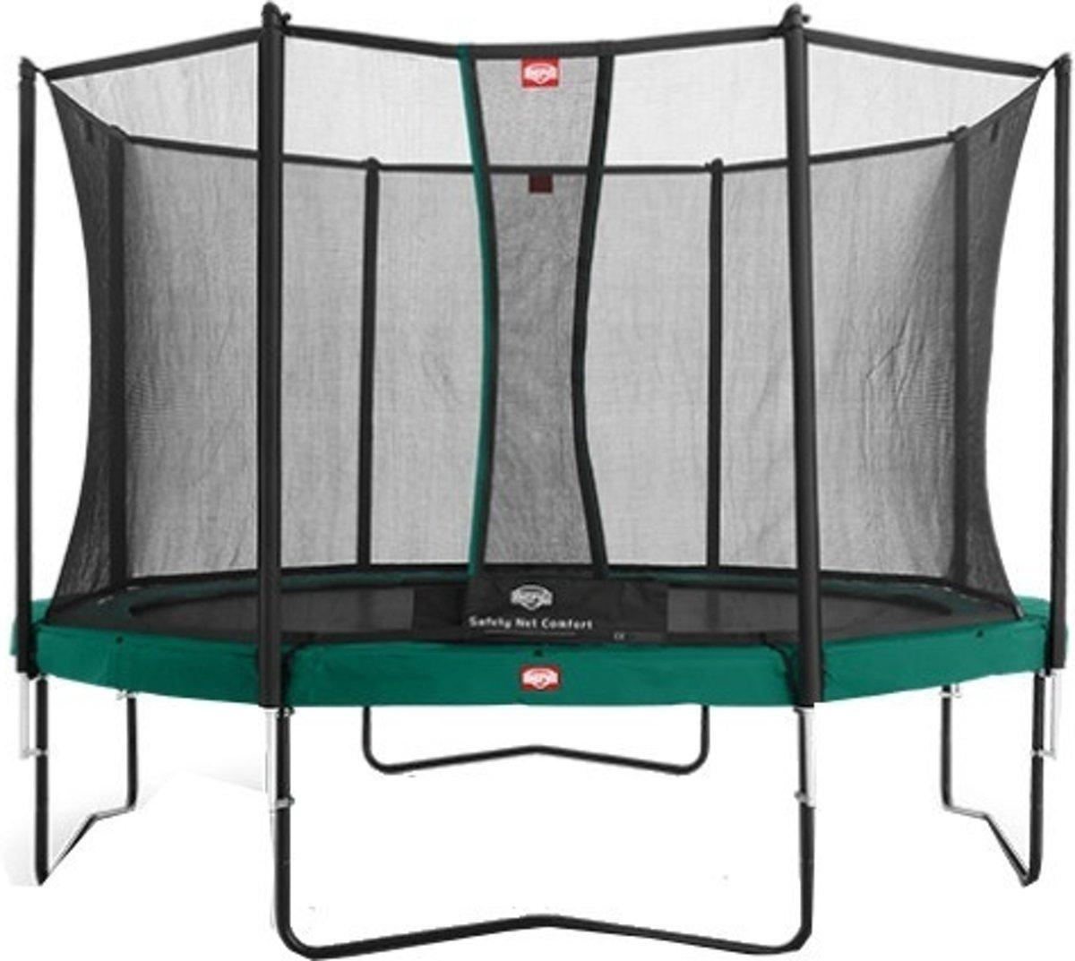 Berg Veiligheidsnet Comfort Voor Trampoline 240 Cm Zwart