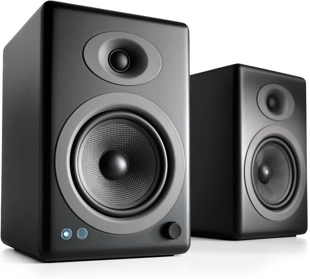 Audioengine A5+ Wireless - Zwart