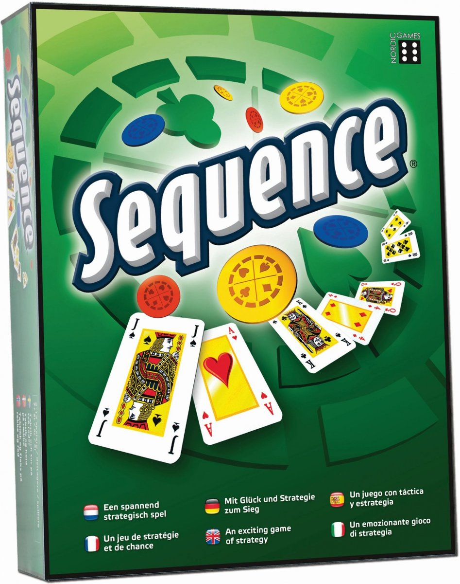 Sequence Bordspel