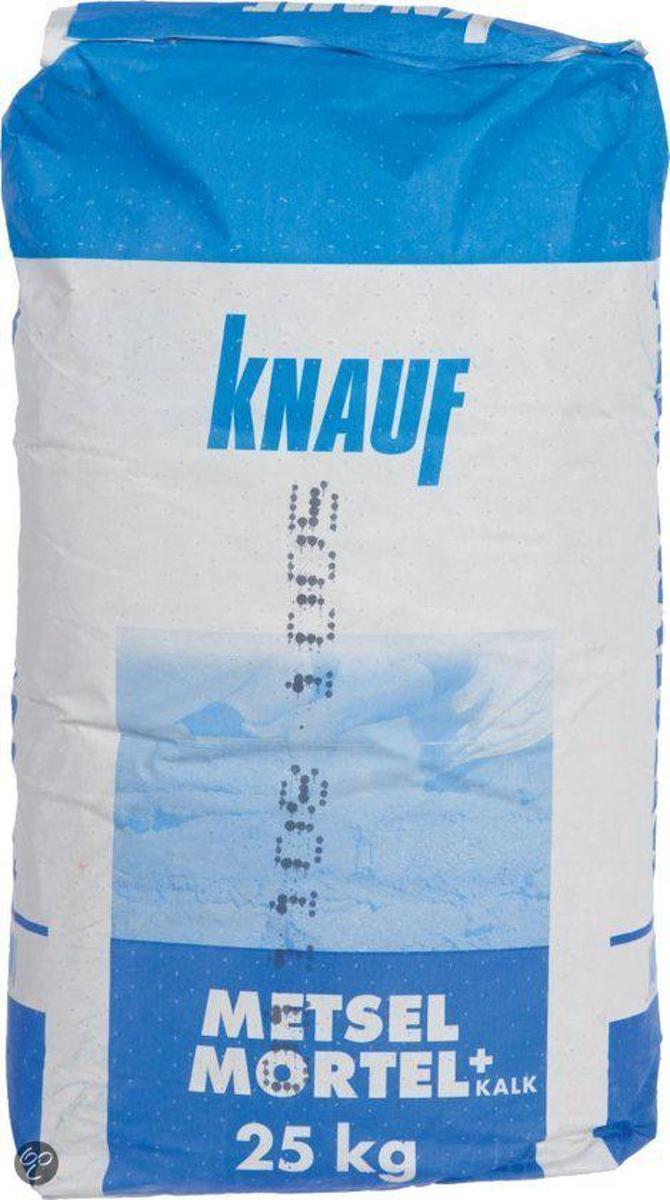 Knauf Metselspecie met Kalk - 25 KNK - 25 kg kopen