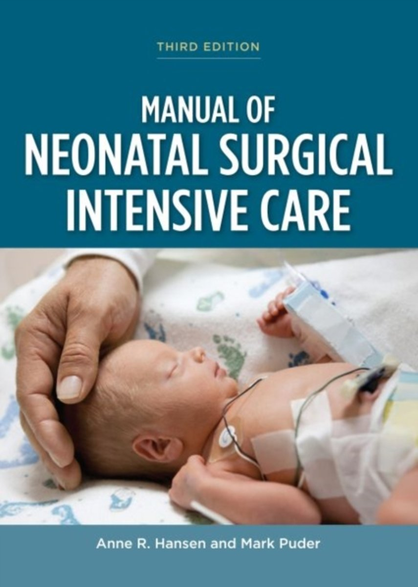 bol.com | Manual of Neonatal Surgical Intensive Care | 9781607951940 | Anne  R. Hansen | Boeken
