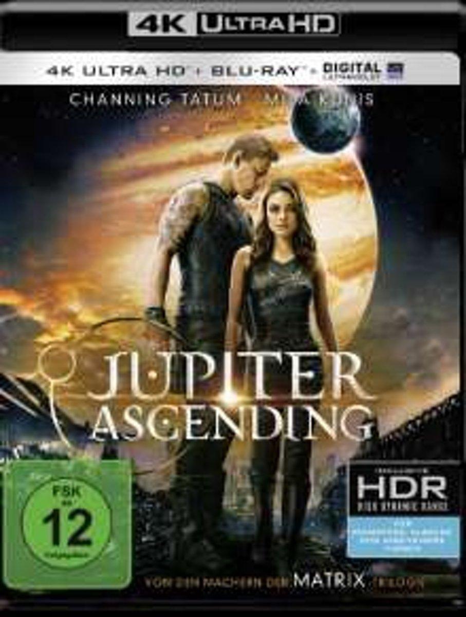 Jupiter Ascending (Ultra HD Blu-ray & Blu-ray)-