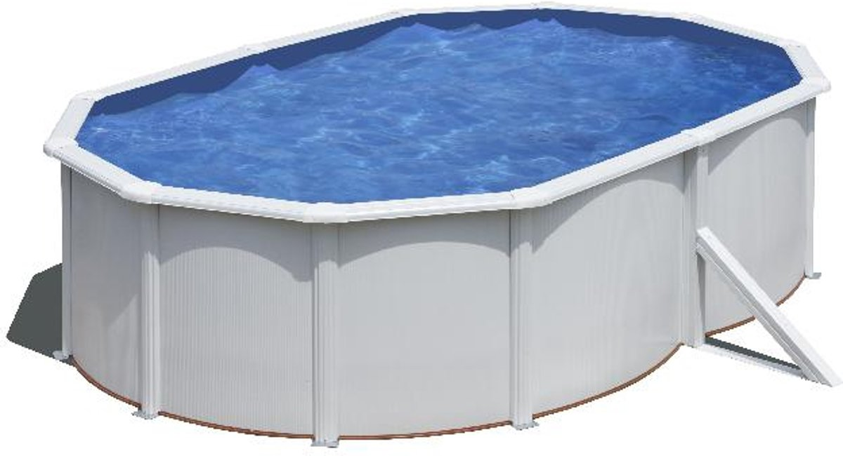 Zwembad Azores set ovaal 500