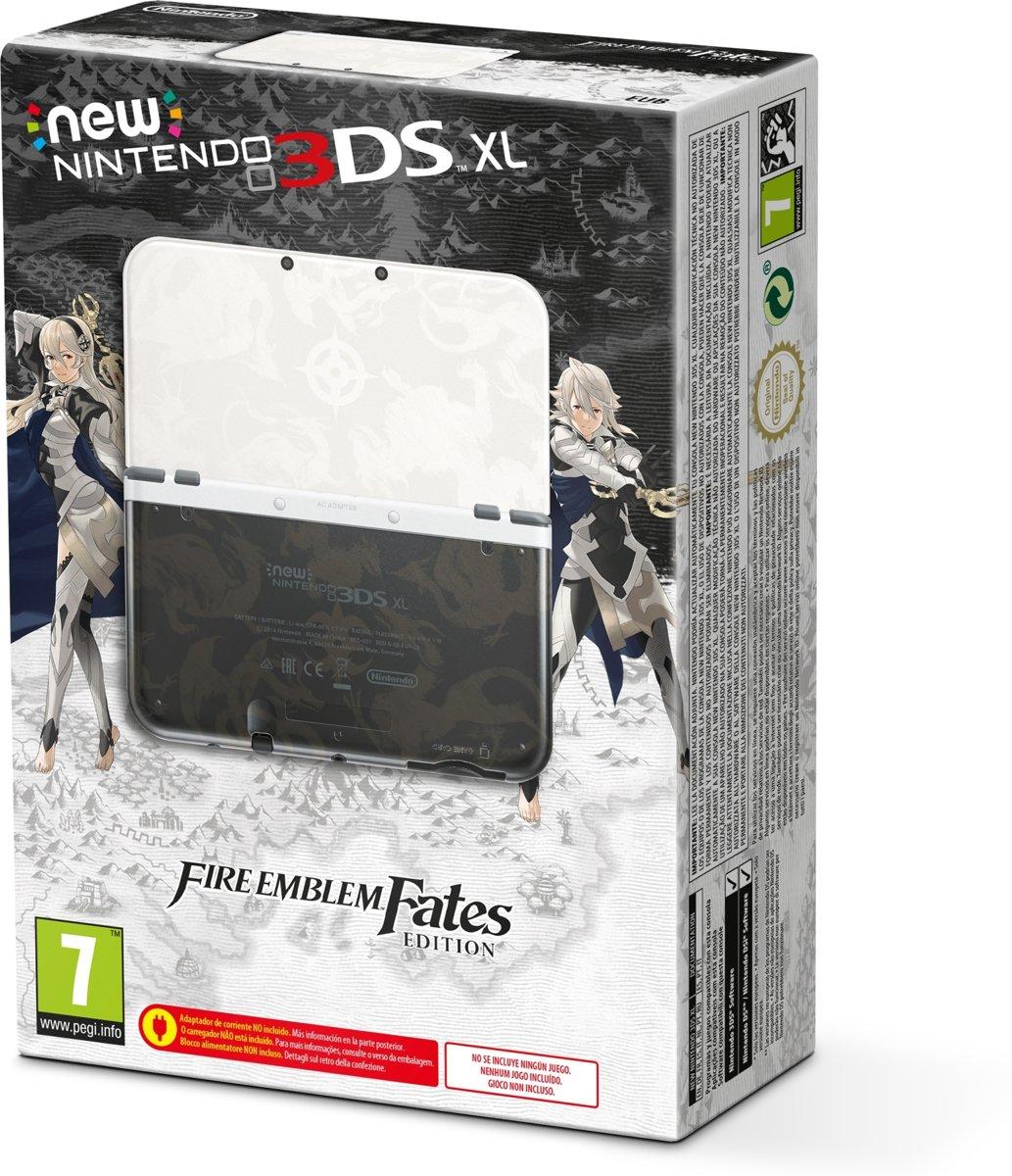 NEW Nintendo 3DS XL - Fire Emblem Fates Edition kopen