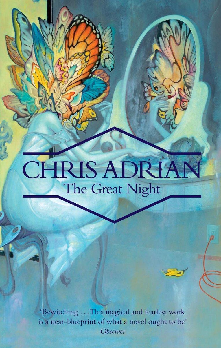 Bol  The Great Night (ebook) Adobe Epub, Chris Adrian  9781847083685   Boeken