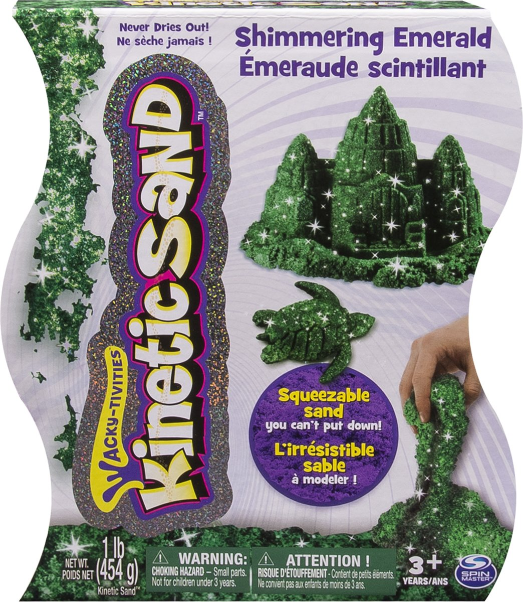 Kinetic Sand Shimmering Gem Sand