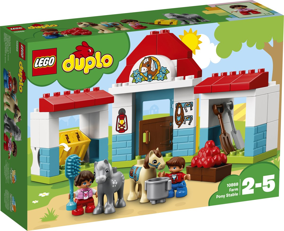 10868 Lego Duplo Town Ponystal