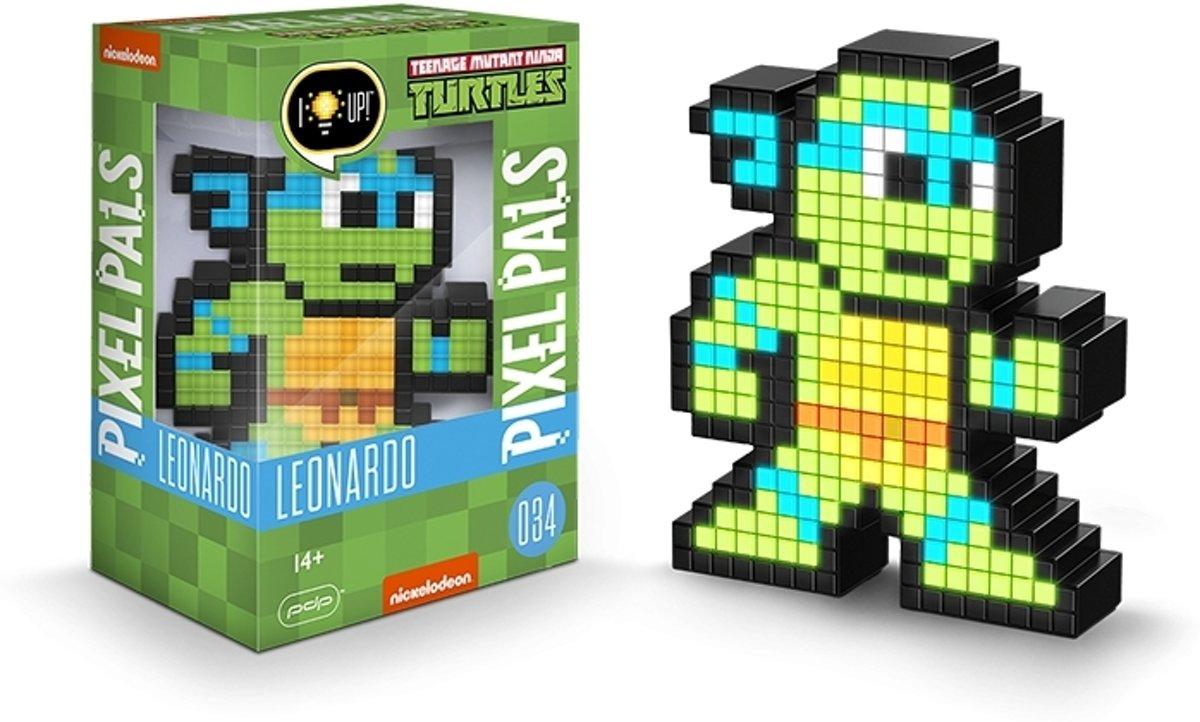 Pixel Pals - Lichtfiguur - TMNT - Leonardo